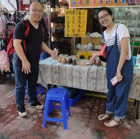 1090325勞動部勞動力發展署新聞稿(附照3)_寶媽咪手作烘培 實體販售。