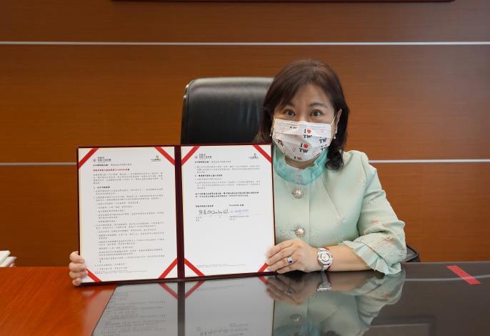 附圖5_勞動部勞動力發展署與英國技能組織簽署合作瞭解備忘錄.JPG