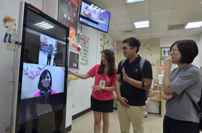 1070705勞動部勞動力發展署新聞稿(附照4)_雲嘉南YS青年職涯發展中心設置「職涯ON LINE」提供青年朋友線上諮詢服務。.JPG
