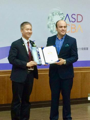 1070912勞動部勞動力發展署新聞稿(附照2)_2018亞太技能建構聯盟會展產業人才技能國際專班結訓授證。