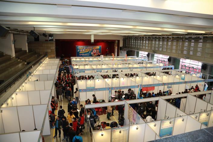 106年2月11日新竹職業博覽會