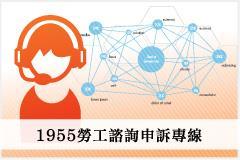 1955勞工諮詢申訴專線