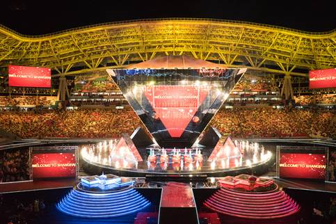 The 46th WorldSkills Competition will take place at Shanghai in 2022