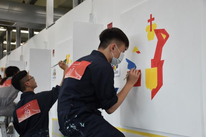48th Regional Skills Competition - Painting & Decorating