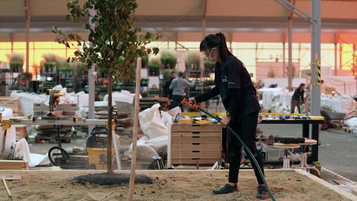 Excellence-37-Landscape Gardening-沈郁軒