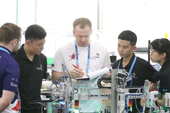 2019 The 45th WorldSkills Competition