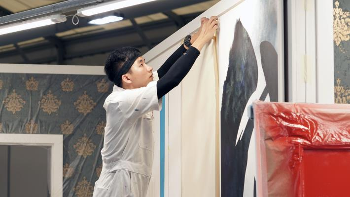 Excellence-22-Painting and Decorating-劉峙亨