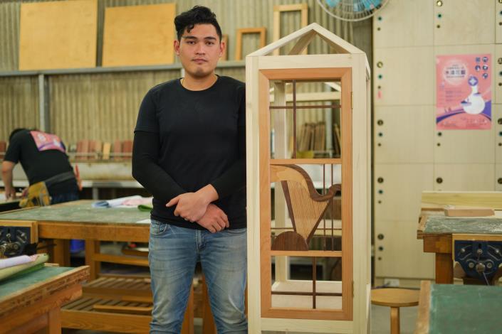 Cabinetmaking-NO.3-梁智修