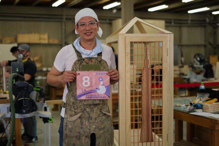 Cabinetmaking-NO.5-闕河清