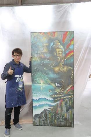 Painting and Decorating-NO.1-何旭憲.JPG