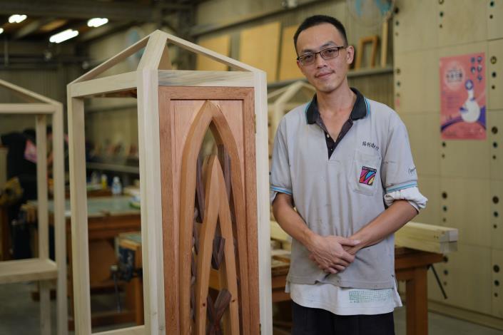 Cabinetmaking-NO.1-陳坤村