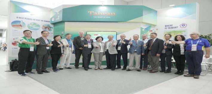 Taiwan Booth WorldSkills Kazan 2019