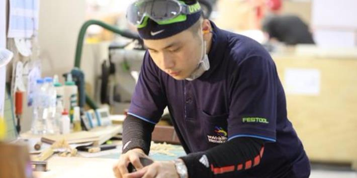 the 44th WorldSkills Competiton_Cabinetmaking