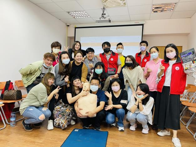 玉里就業中心辦AED CPR急救教育訓練.JPG