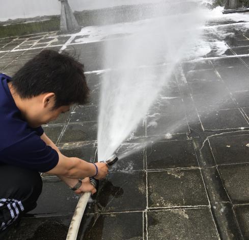消防栓水壓測試
