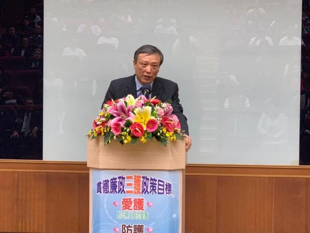 台灣透明組織徐理事長致詞.JPG