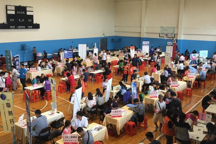 「2020青年系列徵才活動」將於7月起於竹、苗地區舉辦一系列共4場次徵才活動.JPG