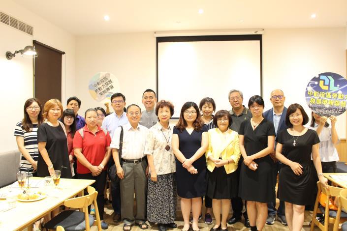 第1場TCNR Workforce知識分享交流平台大合照