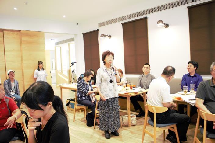 中華傳愛社區服務協會 張佳顧問 經驗分享