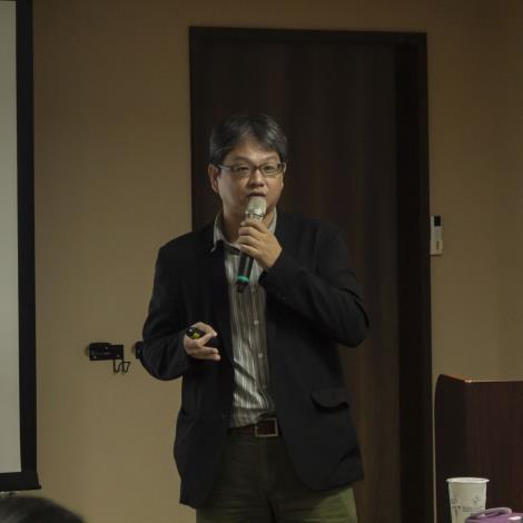 中華經濟研究院第二研究所戴志言副研究員簡報分享