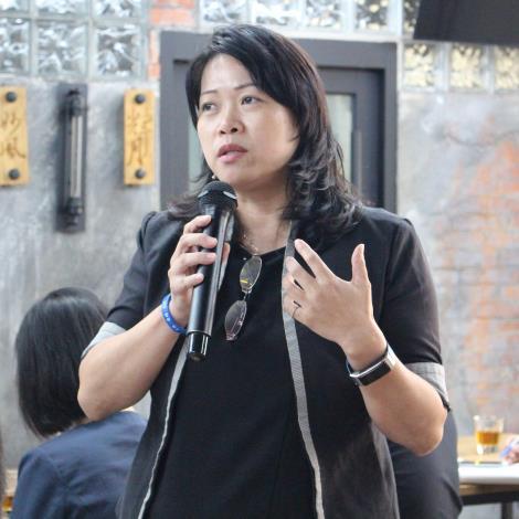 嘉威聯合會計師事務所傅莉臻資深經理經驗分享