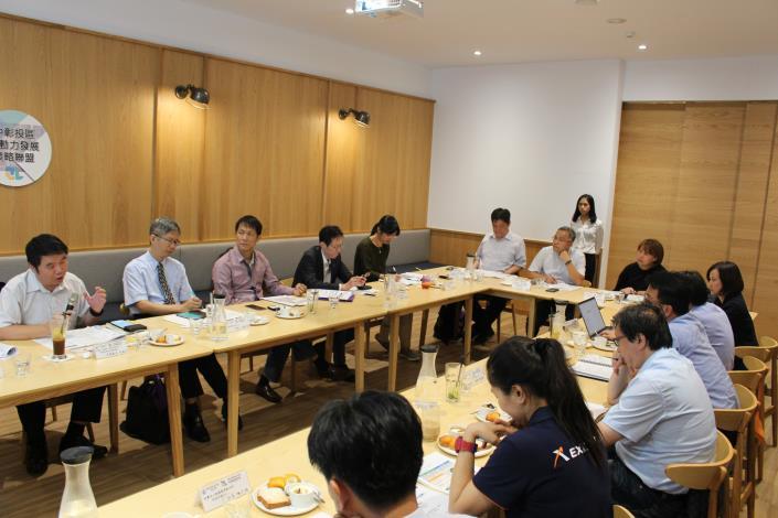 第3場目標會員交流活動專家交流討論