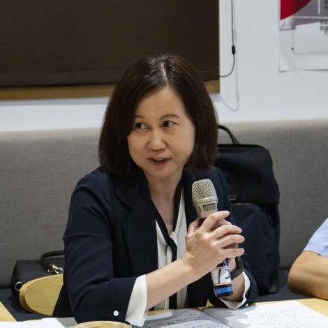 財團法人塑膠工業技術發展中心蔣惠君副理經驗分享