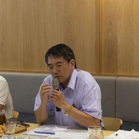 飛統自動化實業有限公司江金隆總經理經驗分享