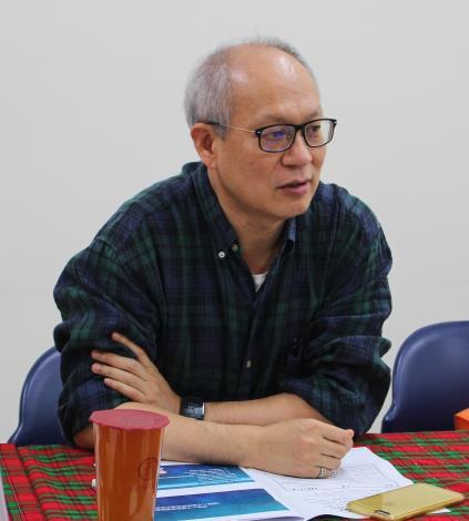 臺中科技大學老人服務事業管理系梁亞文教授經驗分享