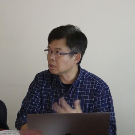 逢甲大學公共事務與社會創新研究所侯勝宗特聘教授經驗分享