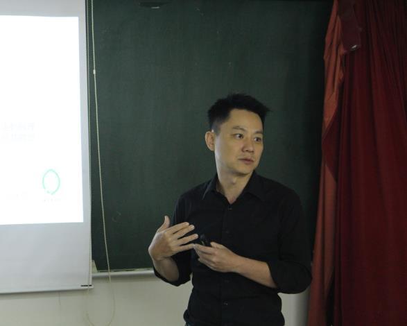 財團法人臺中市私立童庭社會福利慈善事業基金會 葉裕明執行長分享