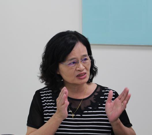 財團法人彰化縣私立基督教喜樂保育院林玉嫦執行長經驗分享