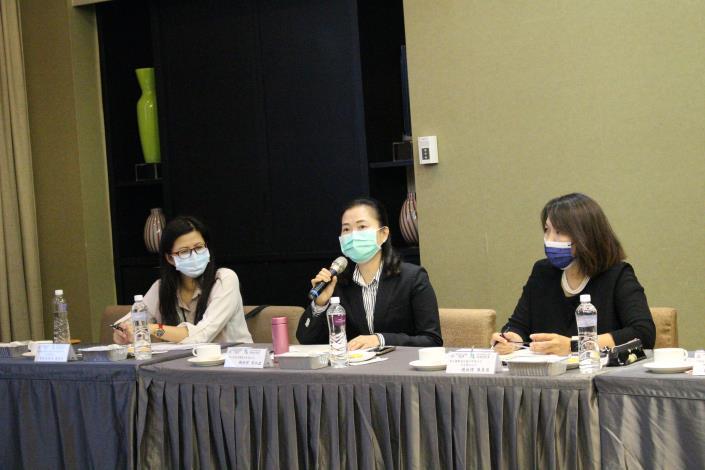遊山茶訪茶業股份有限公司葉淑盆總經理經驗分享