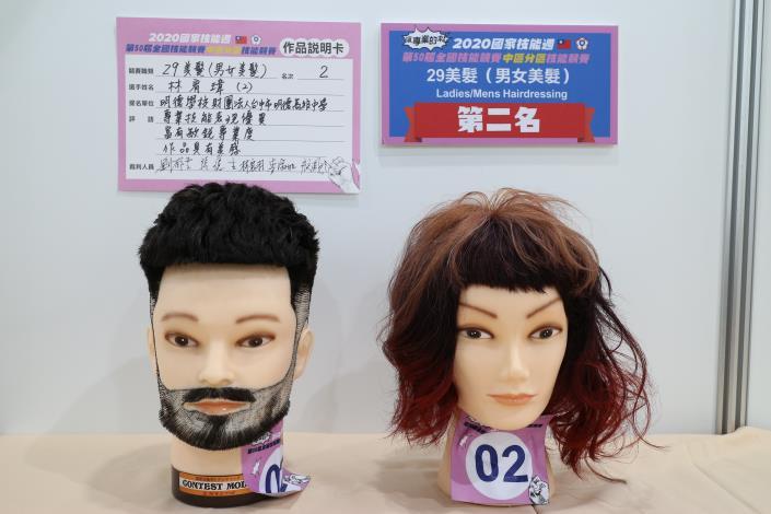 29-美髮(男女美髮)-第二名