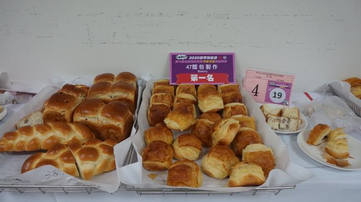 47-麵包製作-第一名