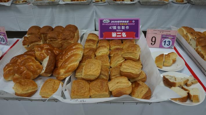 47-麵包製作-第二名