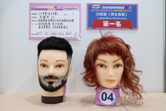29-美髮(男女美髮)-第一名