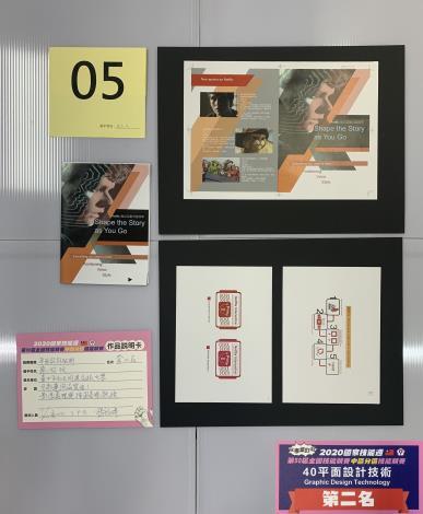 40-平面設計技術-第二名