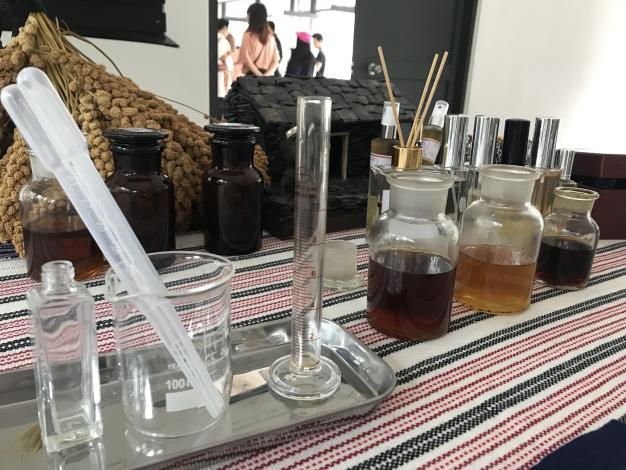 香水DIY體驗