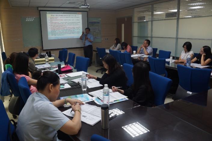 103年度補助事業單位辦理在職訓練計畫-職能推動與建構研習會(雲林場)