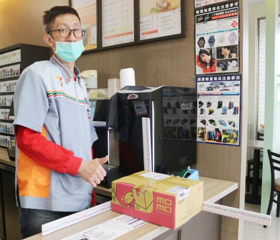 有輔具幫忙,江懷彬開心的說既省時又省力,單手操作也沒問題!