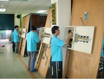 工業配線與控制設計
