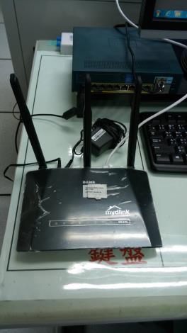 網路管理與通信技術整合實務 - 無線AP橋接設定