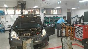 汽車保修技術職類