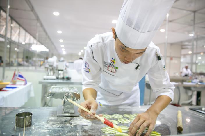 43屆-西餐烹飪43 WorldSkills CompetitionSkill 34 - Cooking