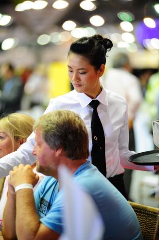 43屆-餐飲服務陳文意43 WorldSkills CompetitionSkill 35 - Restaurant Service