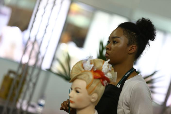 43屆-美髮楊蘊蒂43rd WorldSkills CompetitionSkill 29 - Hairdressing