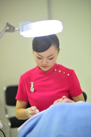 43屆-美容林佩穎43 WorldSkills CompetitionSkill 30- Beauty Therapy