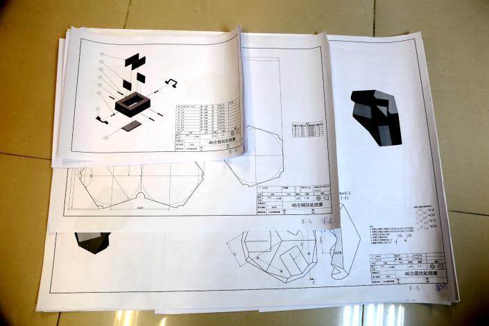 05CAD機械設計製圖第1名