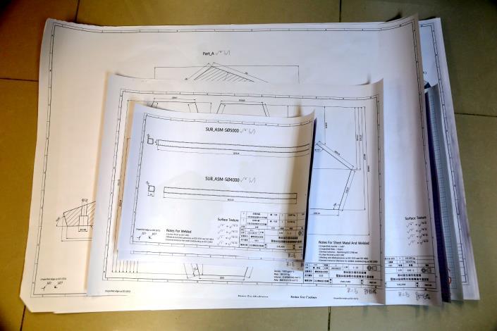 05CAD機械設計製圖第3名